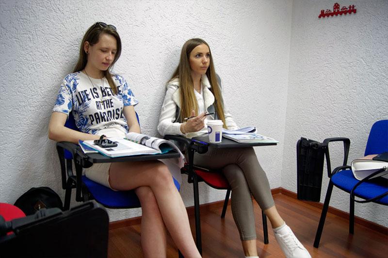 интенсив курсы английского